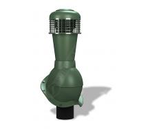 Вентиляционный выход Wirplast Perfekta К50 110x500 мм зеленый RAL 6020