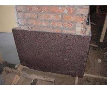 Плитка навесная гранитная полированная 20 мм