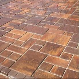 Тротуарна плитка Золотий Мандарин Пассіон 60 мм модена