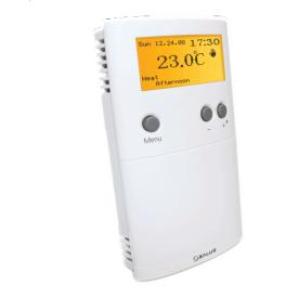 Бездротовий програматор температури тижневий Salus Expert ERT50RF (4047795100061)