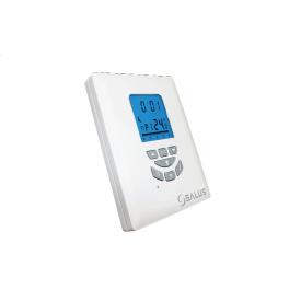 Проводной электронный терморегулятор недельный Salus Standard T105 (5060103690657)