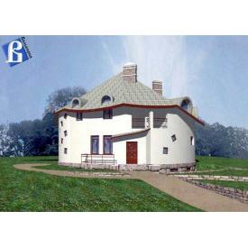 Будівництво житлового будинку з термоблоків під ключ з інтер'єром