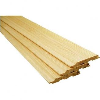 Вагонка деревянная сосновая 12х60 мм 2 м