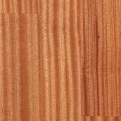 Паркетная доска Serifoglu однополосная Сапелли Люкс UV-Масло Брашь Фаска Seriloc 1805х146х14 мм
