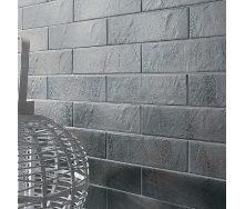 Фасадная плитка клинкер Paradyz SEMIR GRAFIT 24,5x6,6 см
