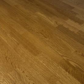 Паркетная доска Barlinek дуб Gold 3-полосный Diana Forest 2200х180х14 мм