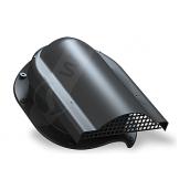 Вентилятор подкровельного пространства Wirplast Rolling P51 310x237 мм черный RAL 9005