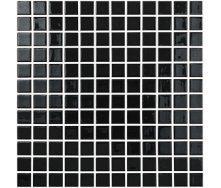 Мозаїка скляна Vidrepur BLACK 900 300х300 мм
