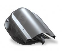 Вентилятор подкровельного пространства Wirplast Rolling P51 310x237 мм антрацитовый RAL 7021