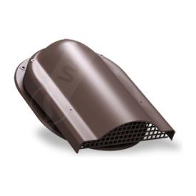 Вентилятор подкровельного пространства Wirplast Easy P19 310x237 мм коричневый RAL 8017