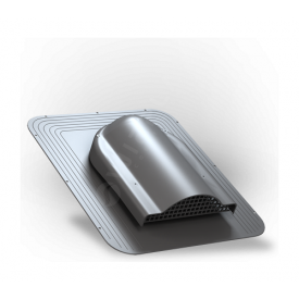Вентилятор подкровельного пространства Wirplast Simple P17 468x390 мм графитовый RAL 7024