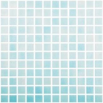 Мозаїка скляна Vidrepur FOG NICE BLUE 510 300х300 мм