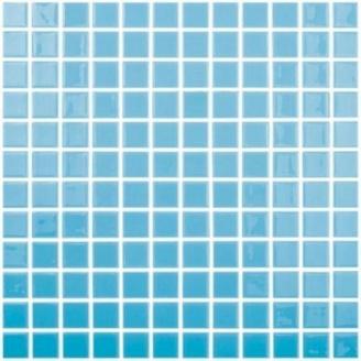 Мозаїка скляна Vidrepur TURQUOISE BLUE 102 300х300 мм