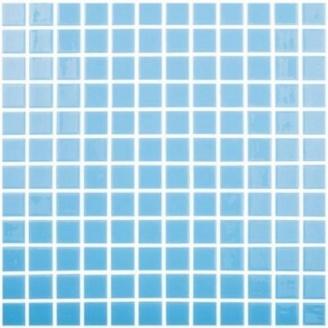 Мозаїка скляна Vidrepur CLEAR SKY BLUE 107 300х300 мм