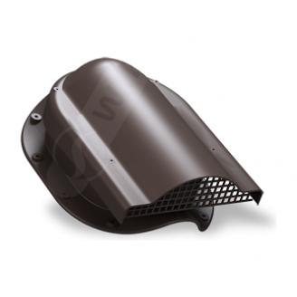Вентилятор подкровельного пространства Wirplast Rolling P51 310x237 мм коричневый RAL 8019