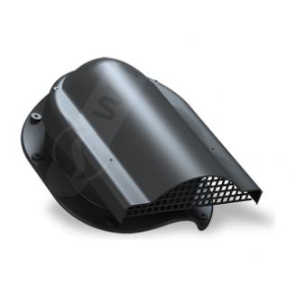 Вентилятор підпокрівельного простору Wirplast Rolling P51 310x237 мм чорний RAL 9005