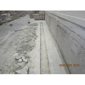 Нарезка штроб в бетоне