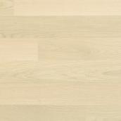 Паркетная доска BEFAG двухполосная Дуб Селект 2200x192x14 мм белый лак