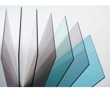Монолітний полікарбонат ТМ SOTON 4 мм прозорий