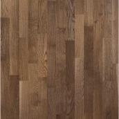 Паркетна дошка BEFAG триполосна Дуб Рустик 2200x192x14 мм лак темно-коричневий