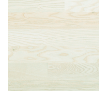 Паркетная доска BEFAG двухполосная Ясень Натур 2200x192x14 мм белый лак