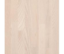 Паркетная доска BEFAG трехполосная Ясень Натур 2200x192x14 мм белый лак