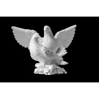 Скульптура Пара голубей 300х410х300 мм