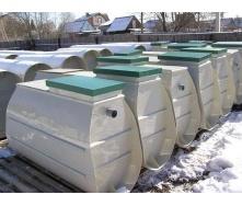 Установка биоочистки бытовых стоков