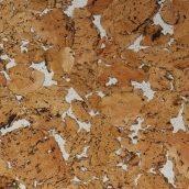 Настенная пробка Wicanders Dekwall Roots Hawai White 600х300х3 мм