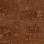 Настенная пробка Wicanders Dekwall Roots Malta Chestnut 600х300х3 мм