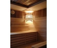 Строительство дровяной сауны