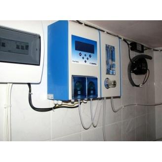 Автоматическая система хлорной очистки воды BAYROL