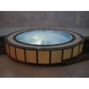 Изготовление SPA-ванной из бетона