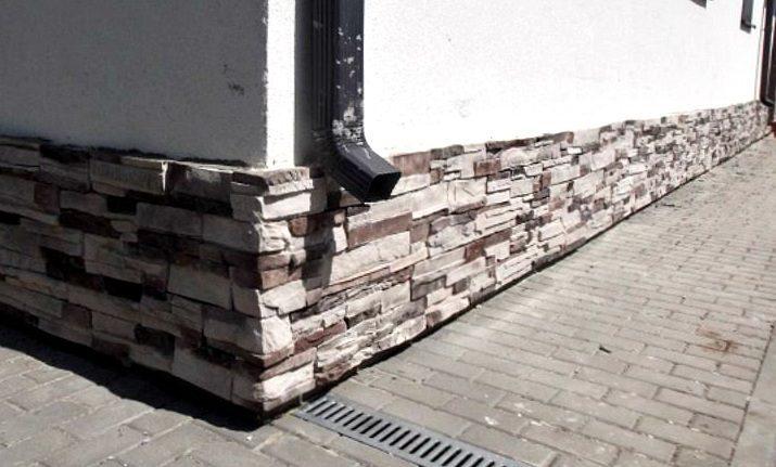 Облицовочная бетонная плитка
