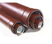 Труба канализационная бесшумная PipeLife MASTER-3 50х1,8 мм 2 м