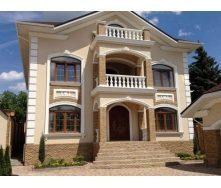 Строительство частного дома под ключ