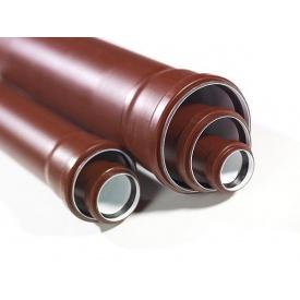 Труба канализационная бесшумная PipeLife MASTER-3 50х1,8 мм 1 м