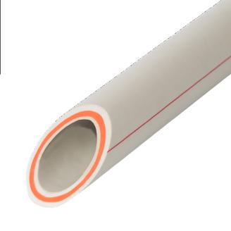 Труба полипропиленовая  FIBER 25 мм