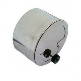 Стабилизатор тяги дымохода 120 мм