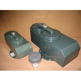 Клапан СМДК-100 фланцевий
