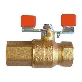 Кульовий кран HERZ для питного водопостачання DN20 (1211002)