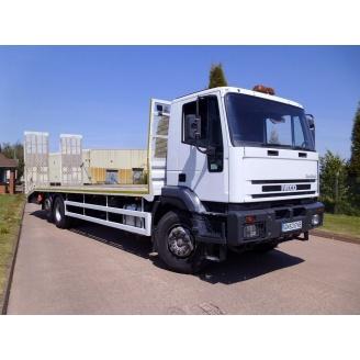 Перевезення виробів з металу вантажівкою IVECO EuroTech 260E27 14 т