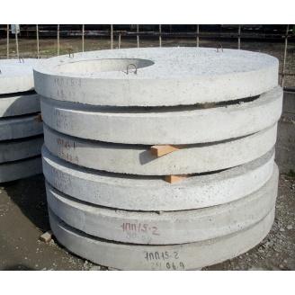 Крышка колодезная железобетонная 1м ПП-10.12 1240х120 мм
