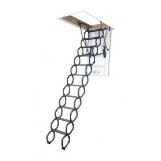 Чердачная лестница FAKRO LST ножничная 70x120 см