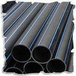 Труба водопроводная ПЕ 25*2 мм