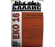 Клей Еко16 жаростойкий для каминов и печей