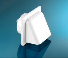 Решетка вентиляционная с обратным клапаном KRDØ100