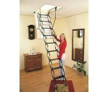 Складная чердачная лестница Oman Nozycowe NO