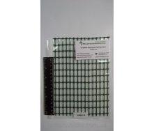 Декоративная полимерная сетка Аири 1х100 м черная