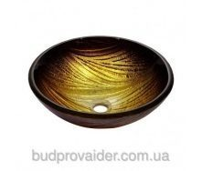 Раковина золотисто-песочного цвета GV-390-19mm